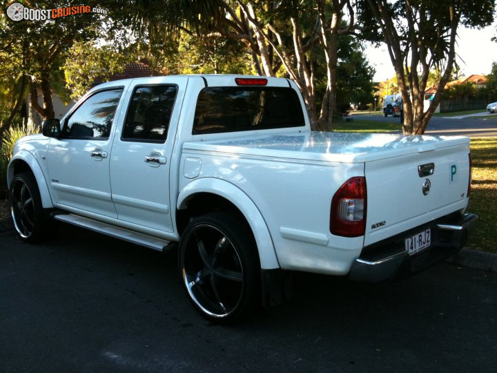 2005 Holden Rodeo #10