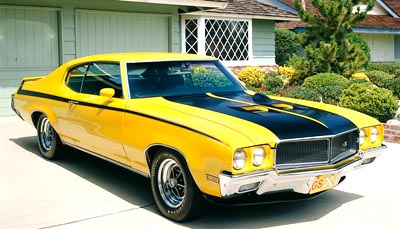 1972 Buick GS #4