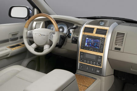 2007 Chrysler Aspen #10