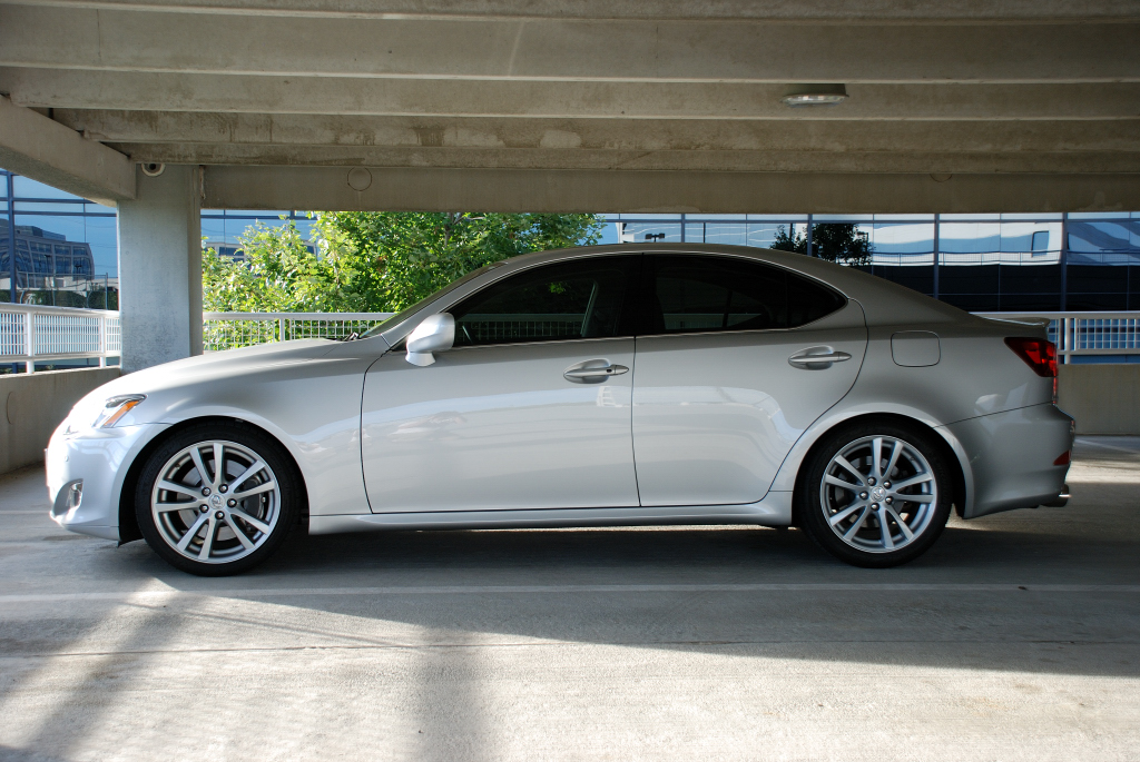 2006 Lexus Is 350 #9
