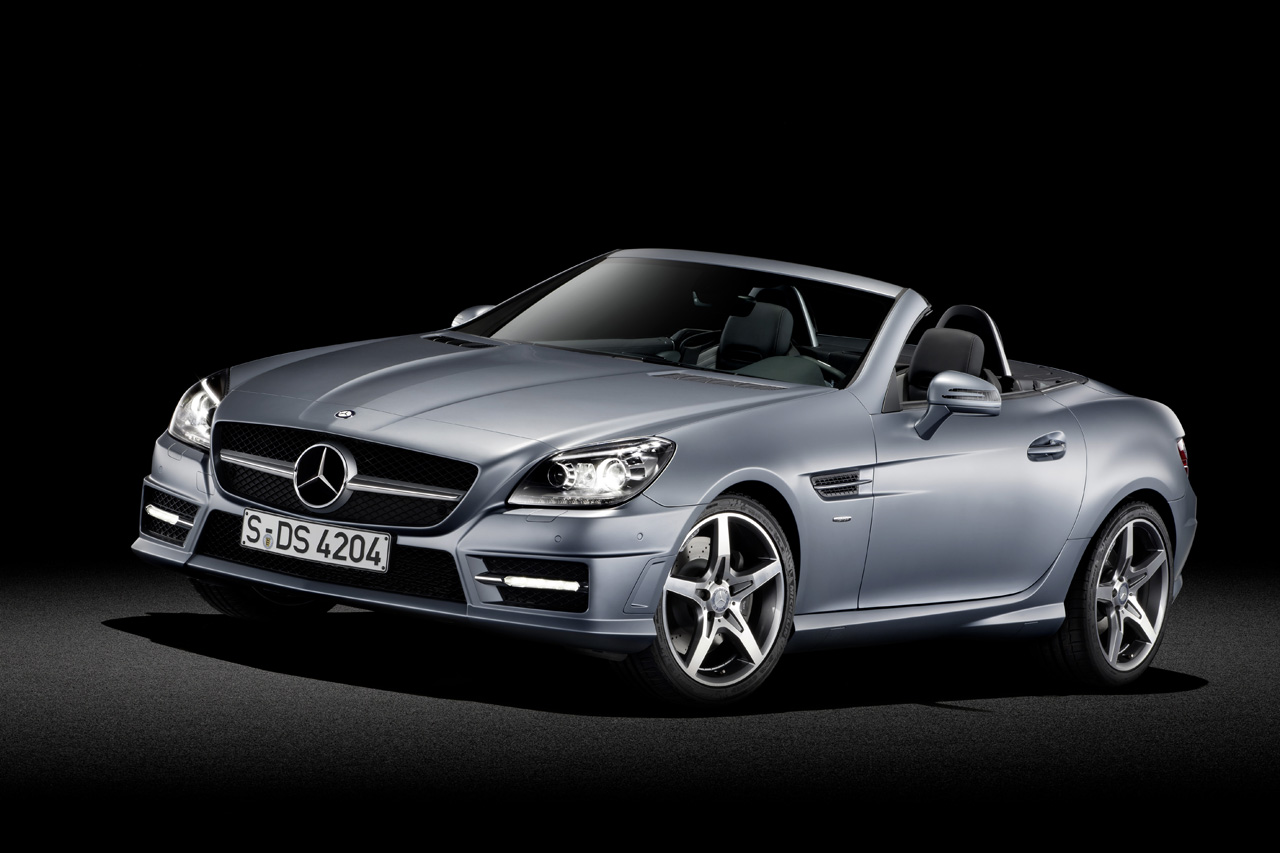 2012 Mercedes-Benz SL #16