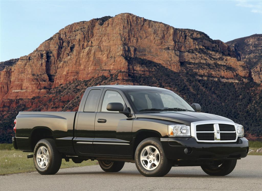2005 Dodge Dakota #4