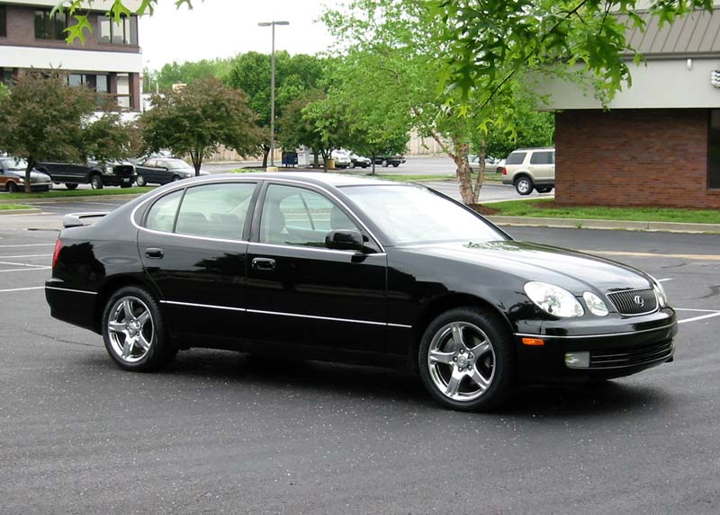 2001 lexus gs 430 photos informations articles. Black Bedroom Furniture Sets. Home Design Ideas