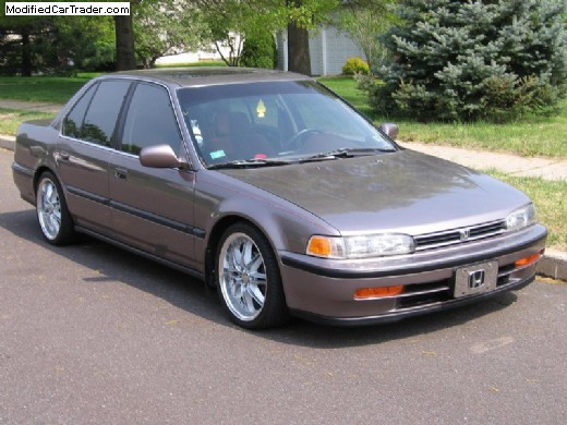 1993 Honda Accord #7