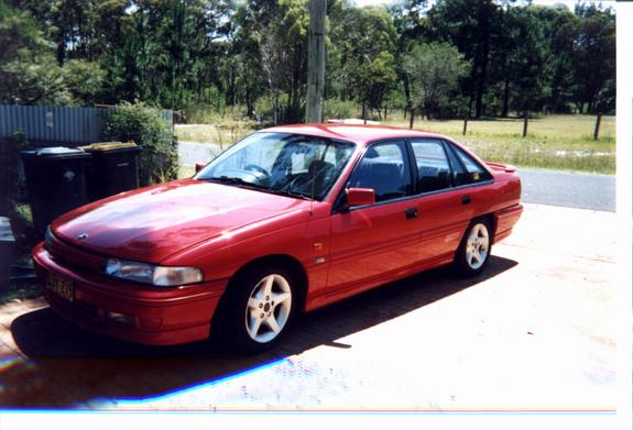 1992 Holden Commodore #7