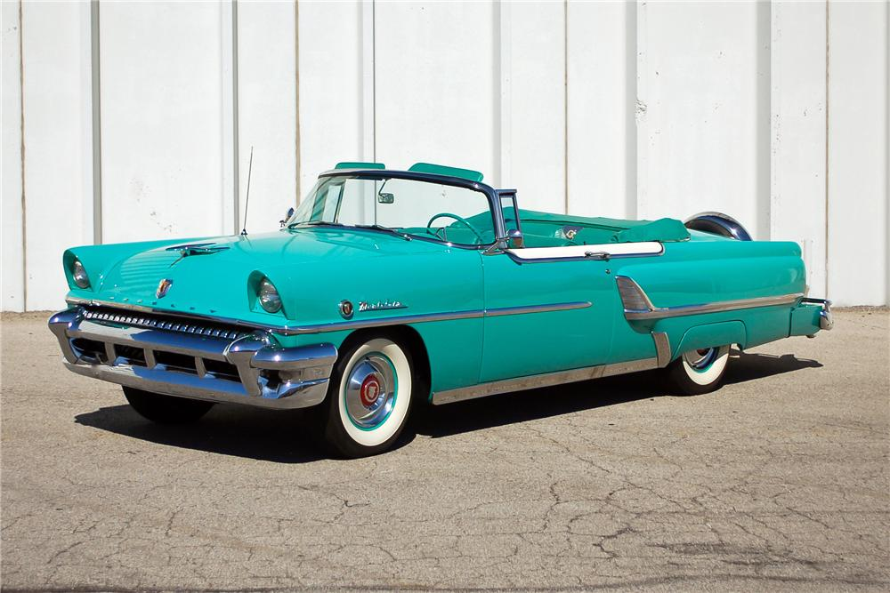 1955 Mercury Montclair #6