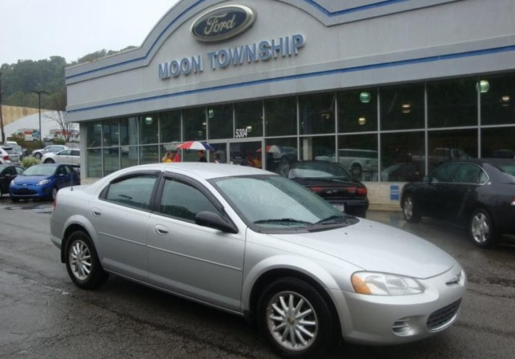 2003 Chrysler Sebring #5