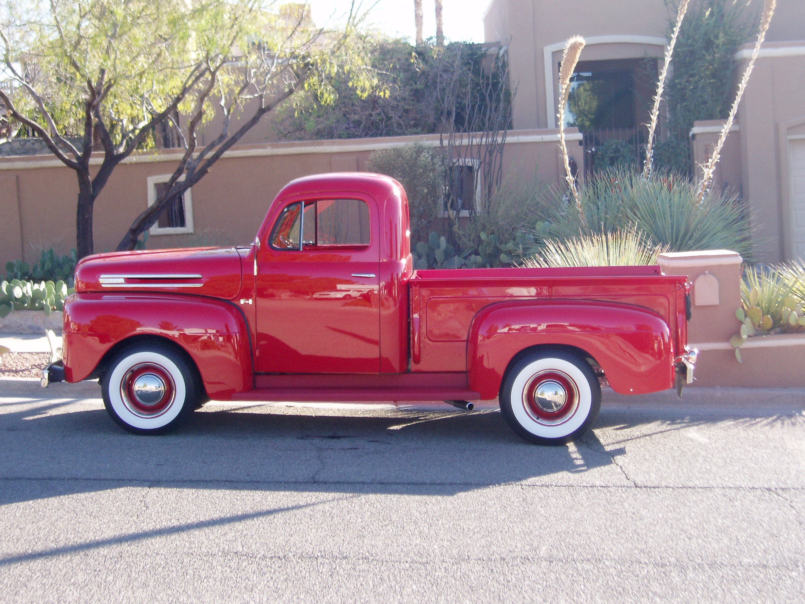 1950 Ford F #14