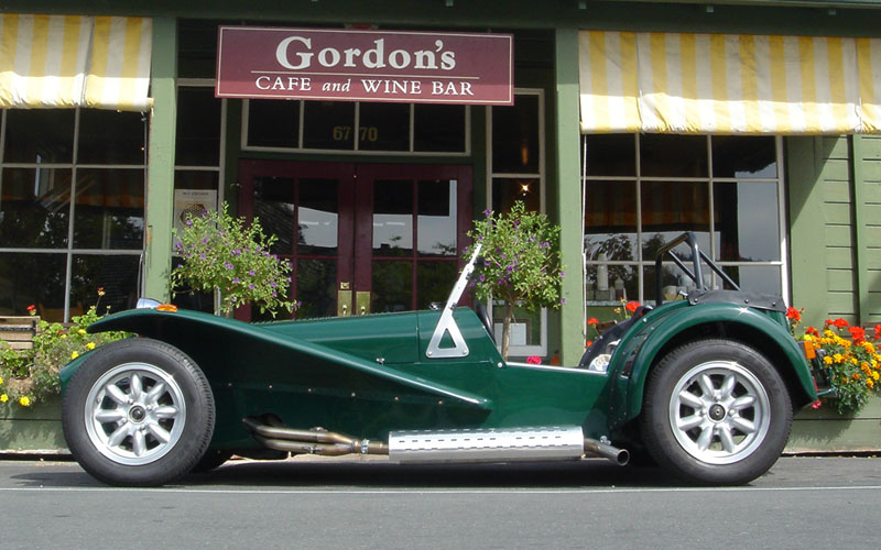 1992 Caterham Super 7 #10