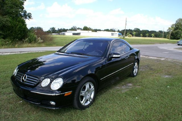 2003 Mercedes-Benz CL #16