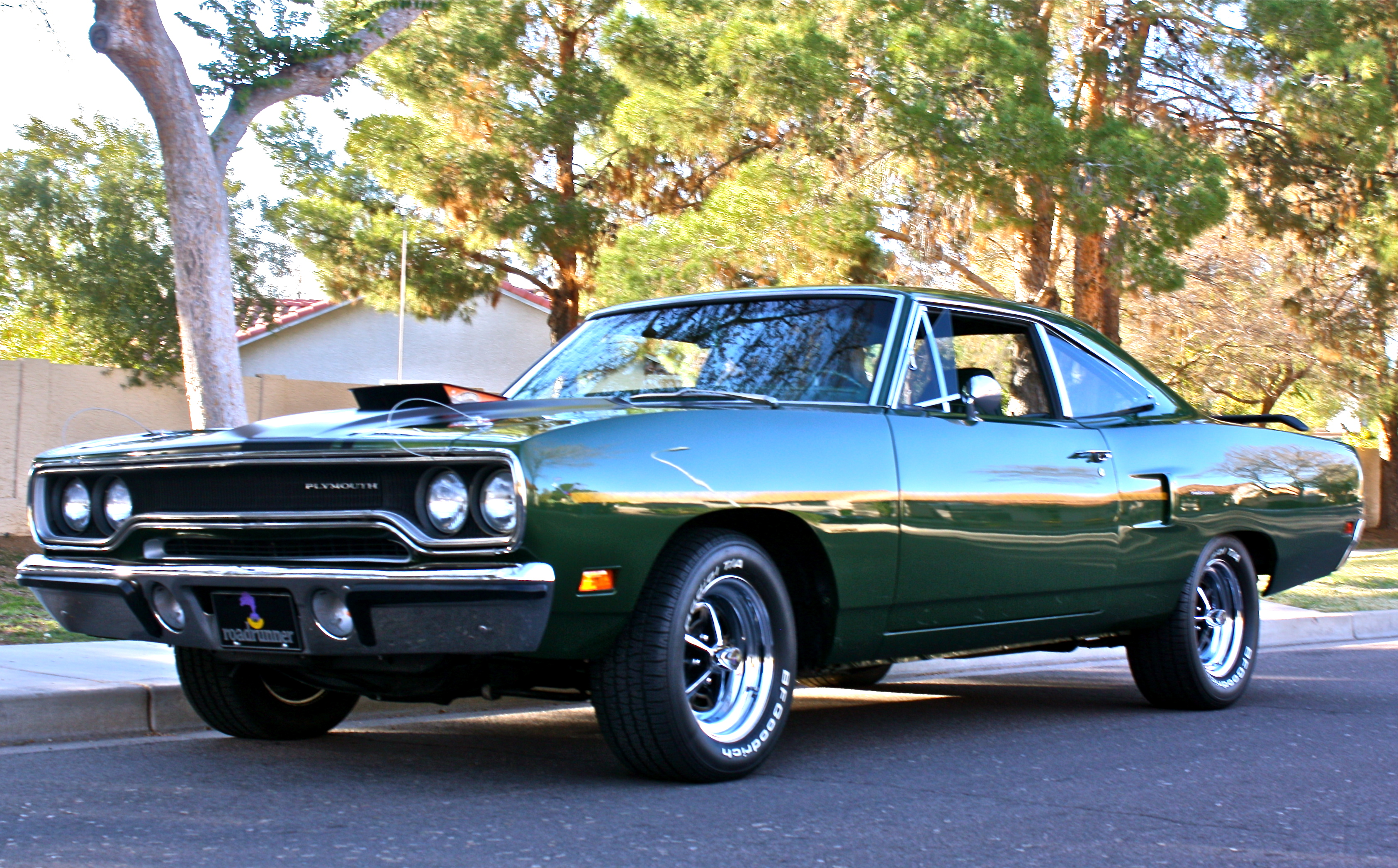 Plymouth Road Runner #10