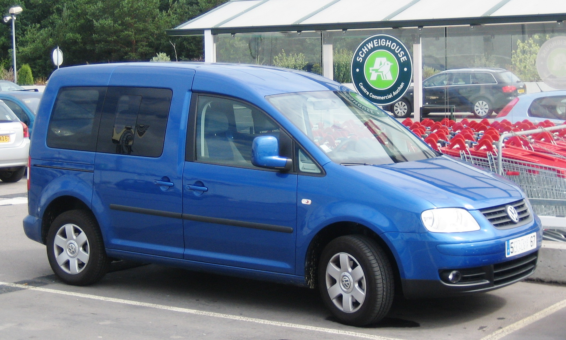 Volkswagen Caddy #8