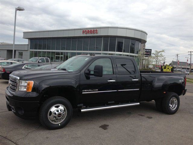 2013 GMC Sierra 3500hd #7