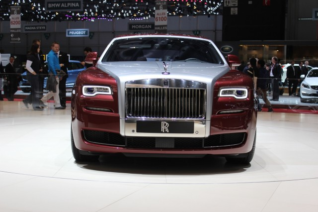 2015 Rolls royce Ghost Series Ii #4