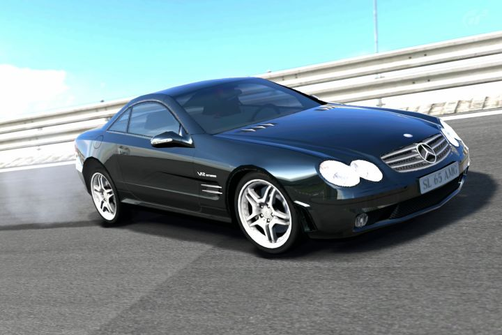 2004 Mercedes-Benz SL #10