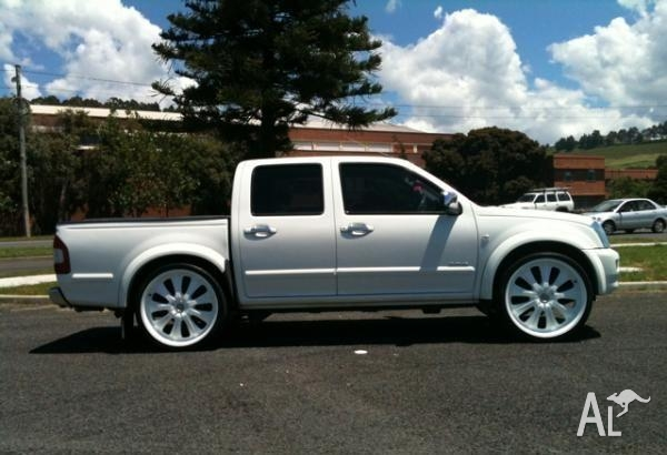2005 Holden Rodeo #8