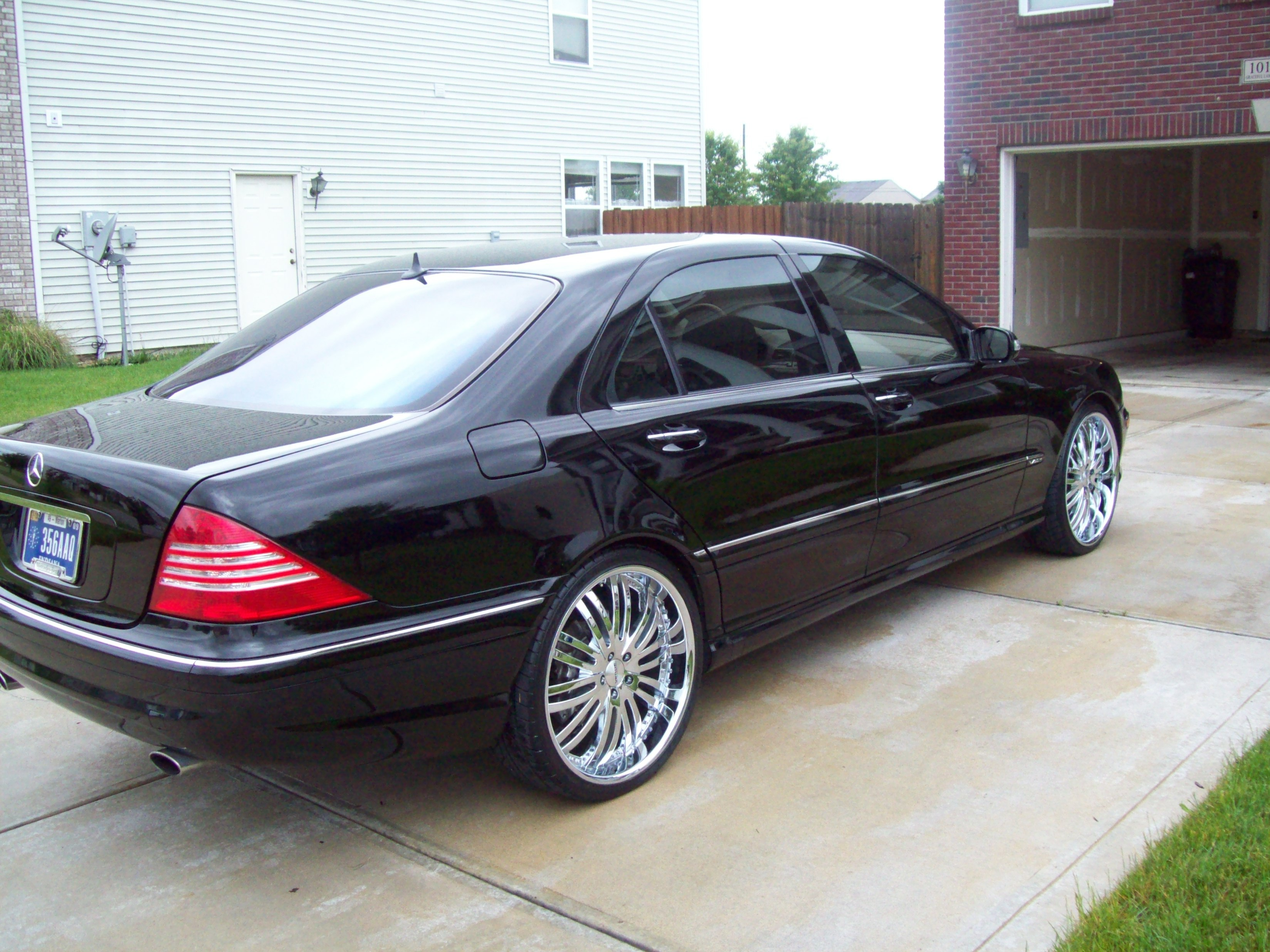 2003 Mercedes Benz S class s Informations Articles