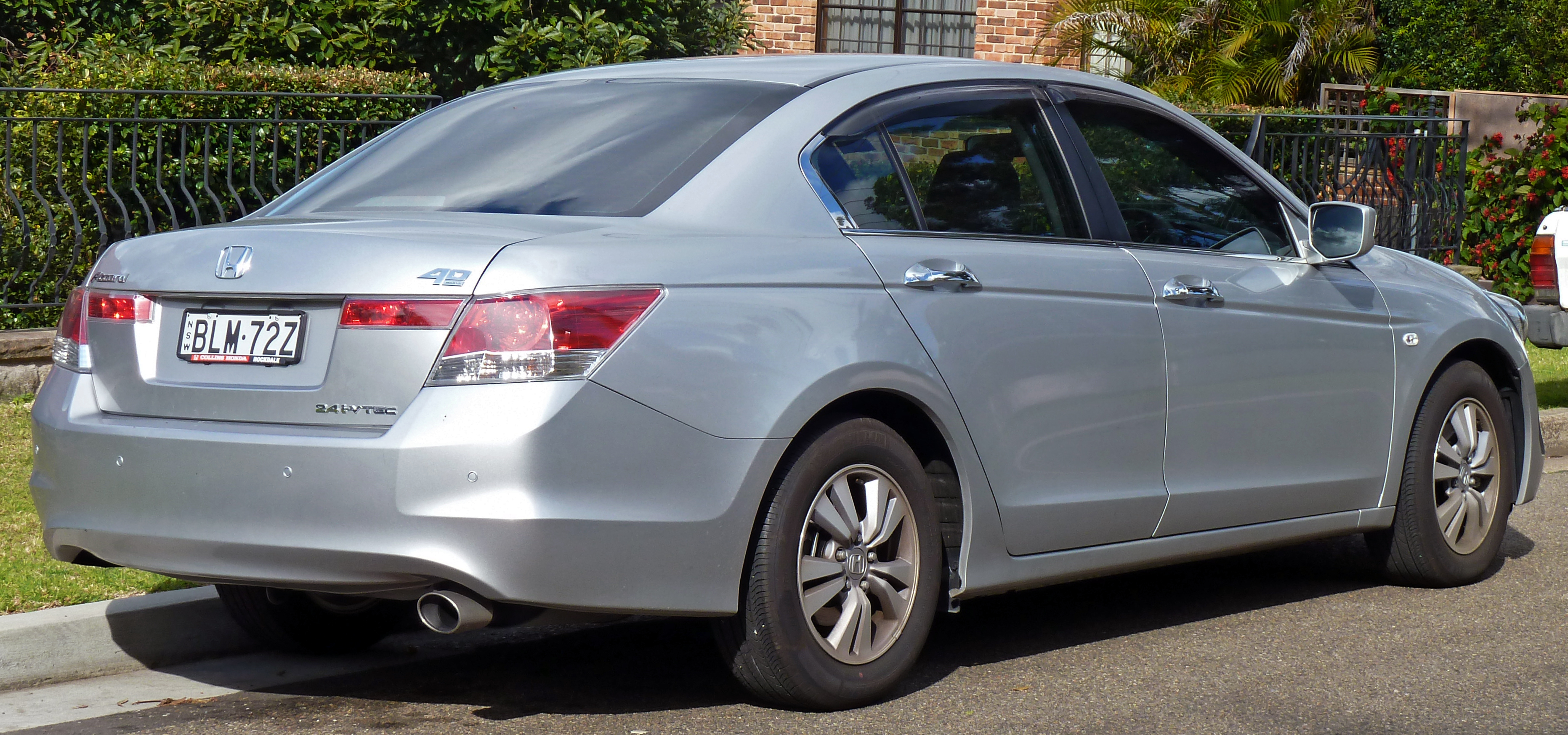 2009 Honda Accord #2