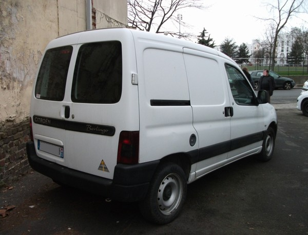 2003 Citroen Berlingo #12