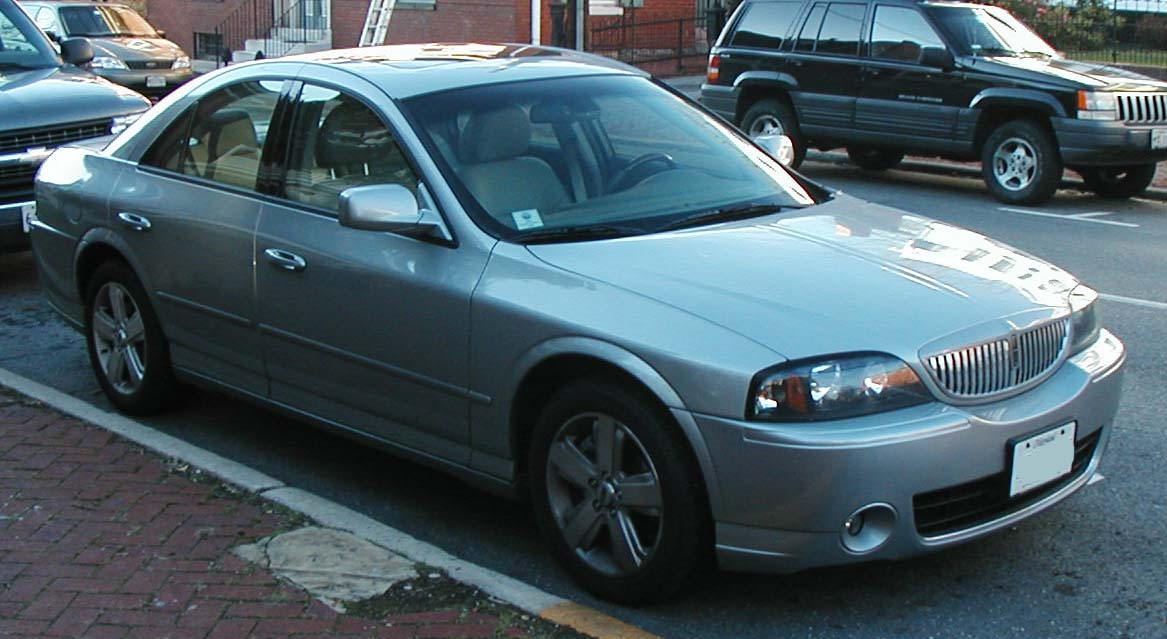 2003 Lincoln Ls #13