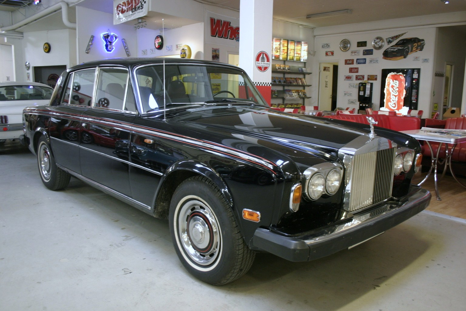 1974 Rolls Royce Silver Shadow #4