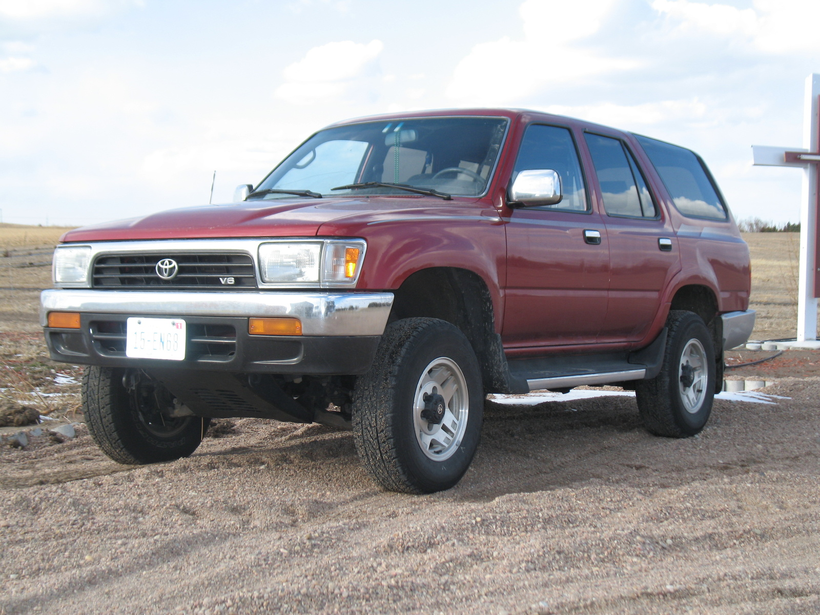 1994 Toyota 4runner Photos Informations Articles 02 Mazda Protege 1 8l Engine Diagram 10