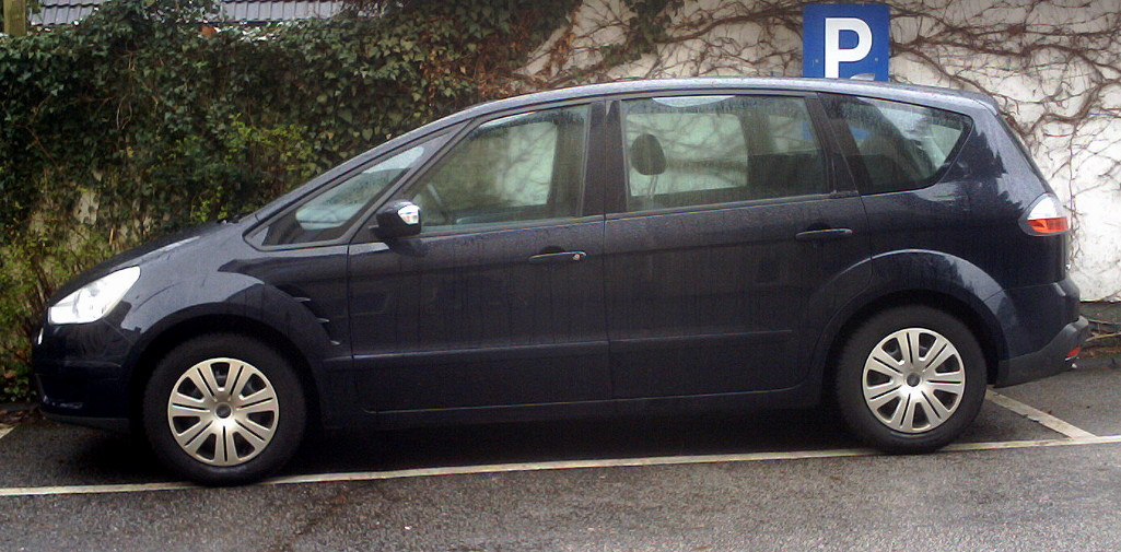 2008 Ford S-Max #14