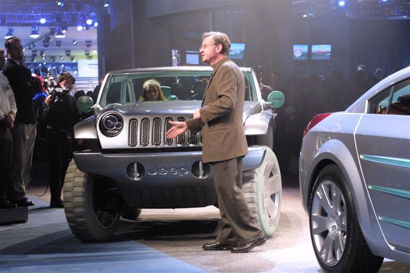 2001 Jeep Willys #10