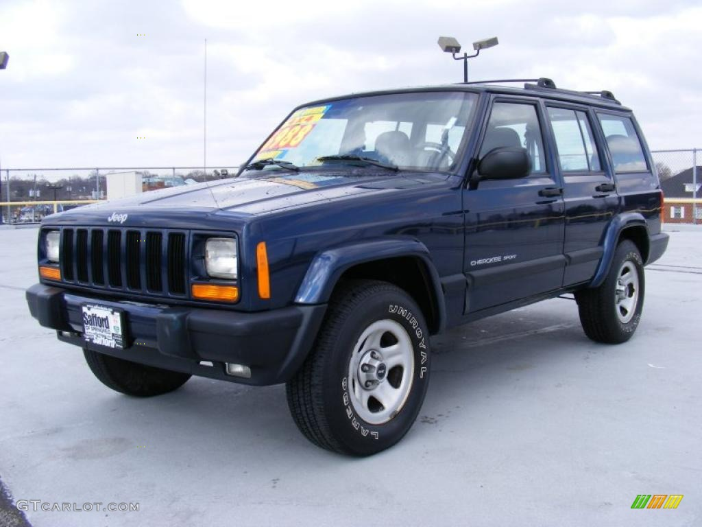 2000 jeep cherokee photos informations articles. Black Bedroom Furniture Sets. Home Design Ideas
