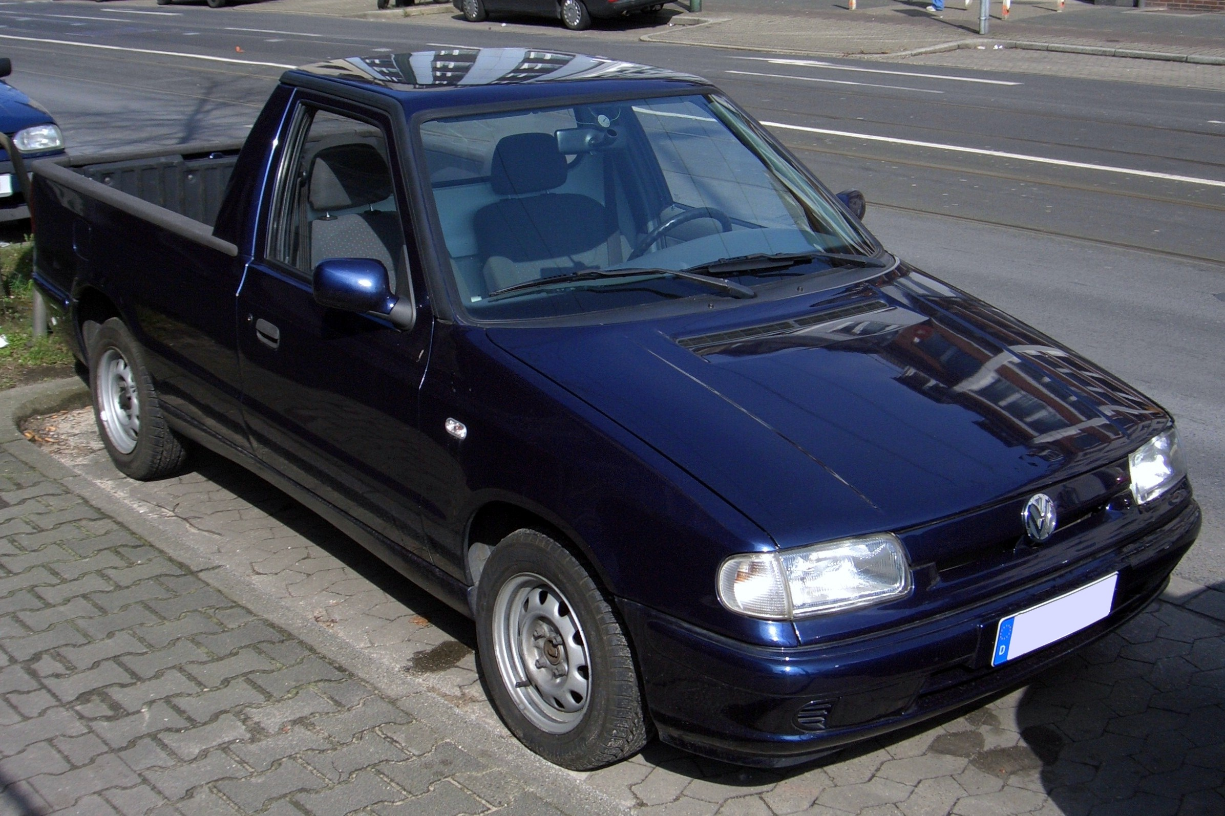 2000 Volkswagen Caddy #14