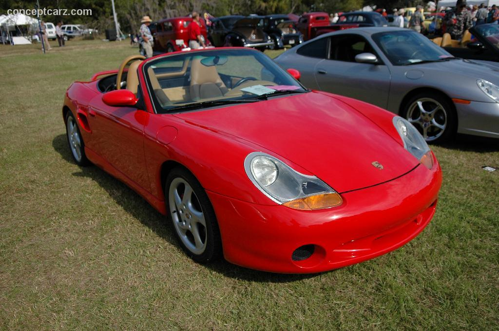2001 porsche boxster photos informations articles. Black Bedroom Furniture Sets. Home Design Ideas