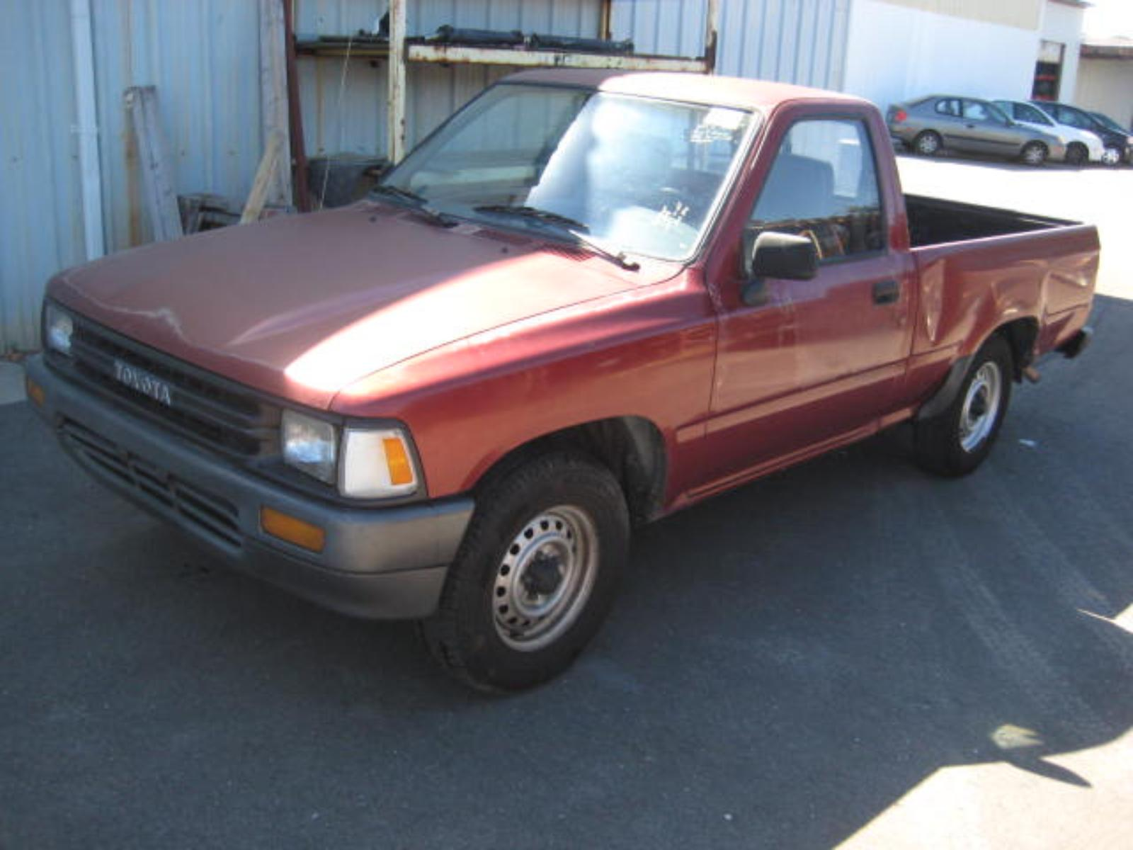 1990 Toyota Pickup Photos Informations Articles