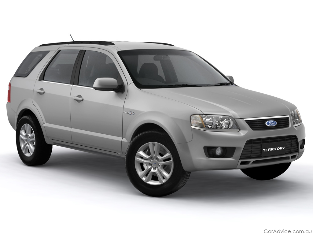 2007 Ford Territory #15