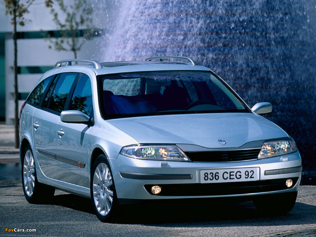 2001 renault laguna photos informations articles. Black Bedroom Furniture Sets. Home Design Ideas
