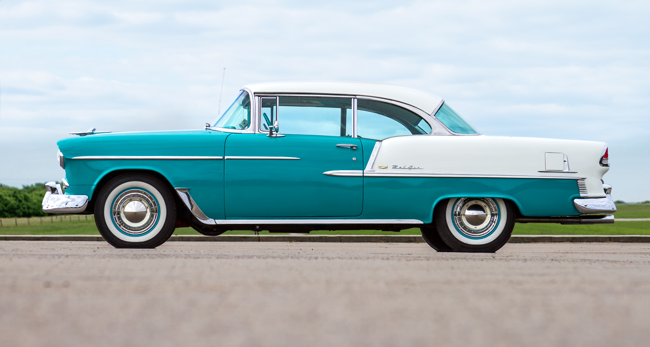 1955 Chevrolet Bel Air #7
