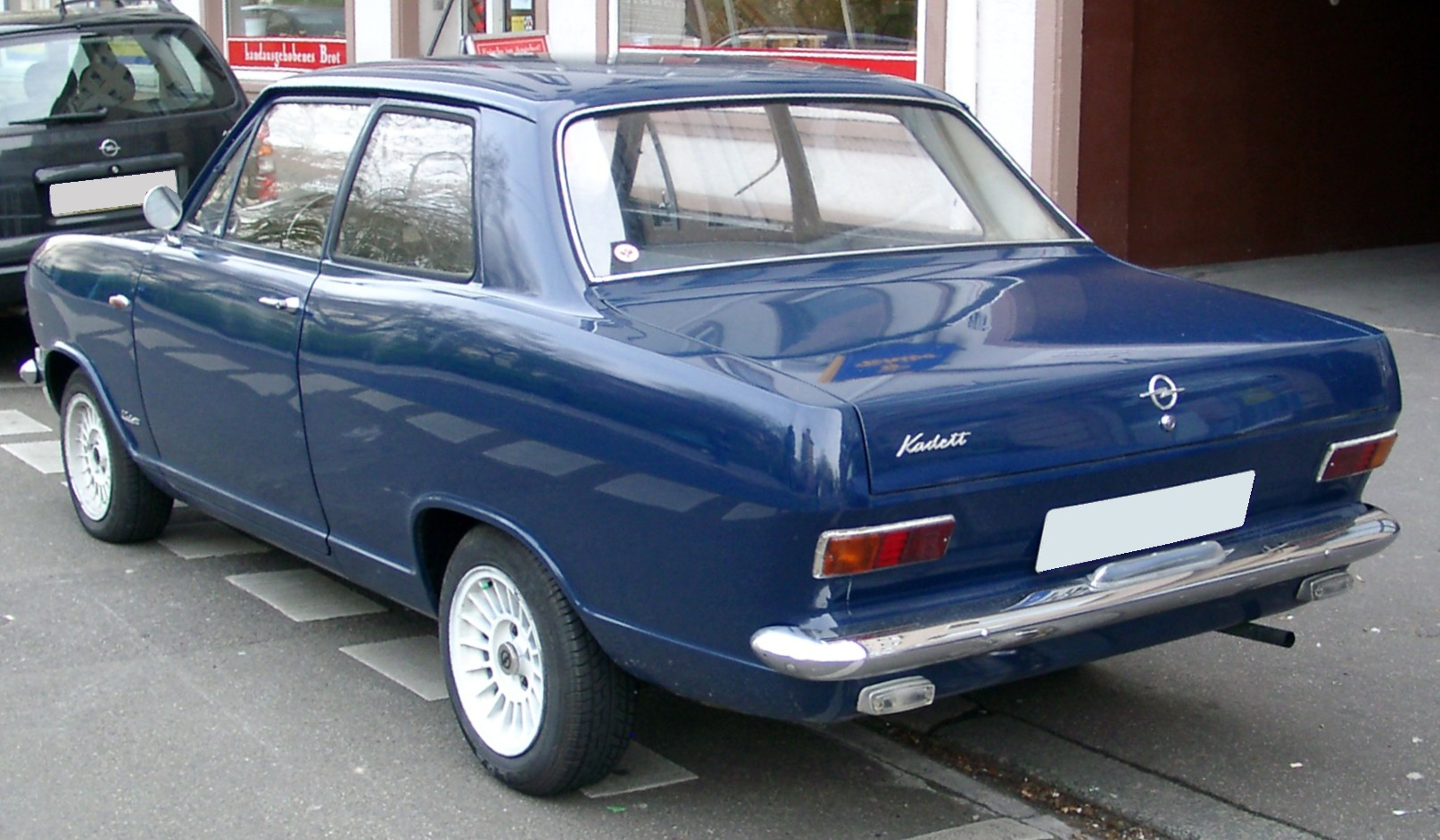 1966 opel kadett photos informations articles. Black Bedroom Furniture Sets. Home Design Ideas