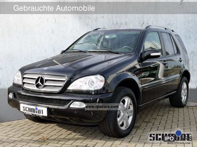 2005 Mercedes-Benz ML #10