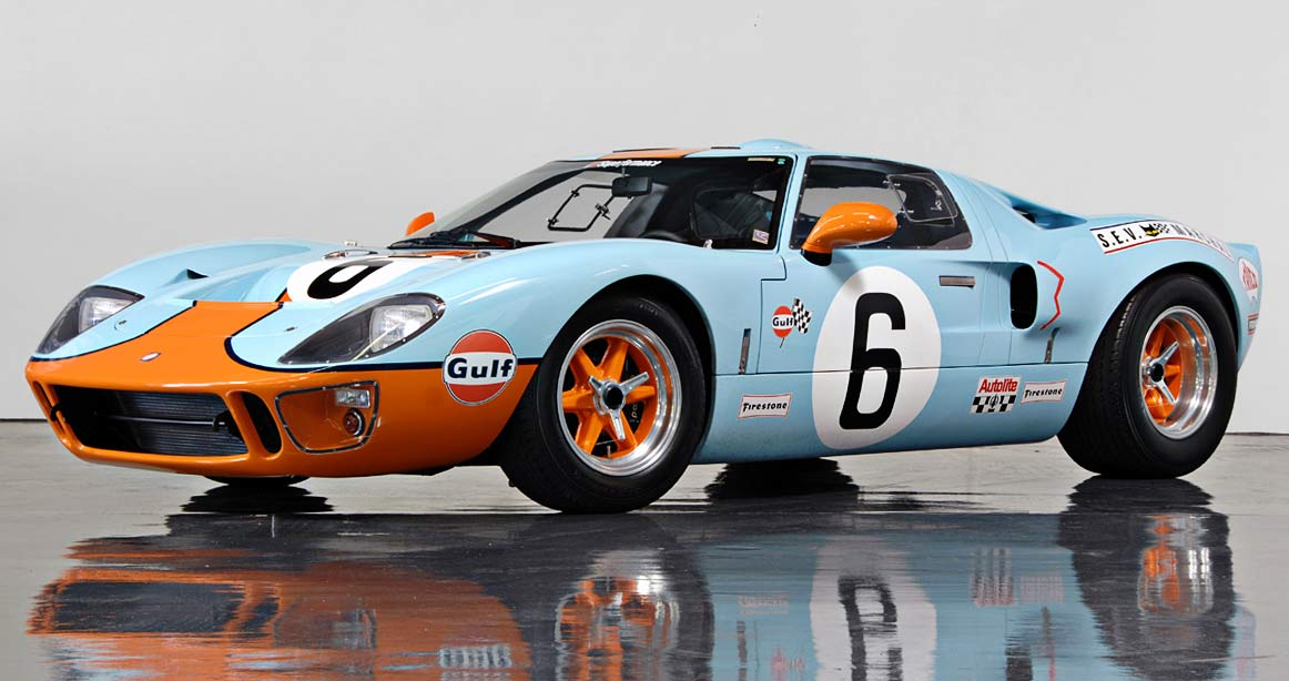 Ford GT 40 #4