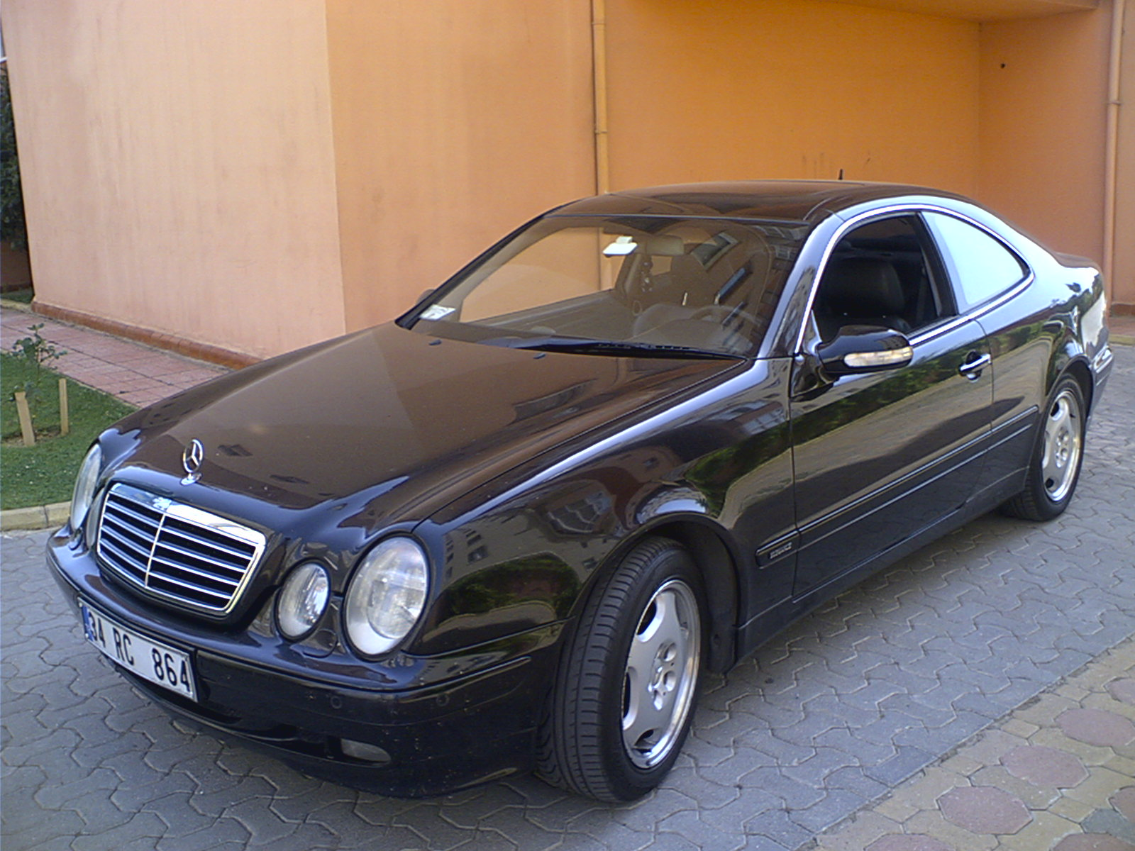 2000 Mercedes-Benz CLK #13