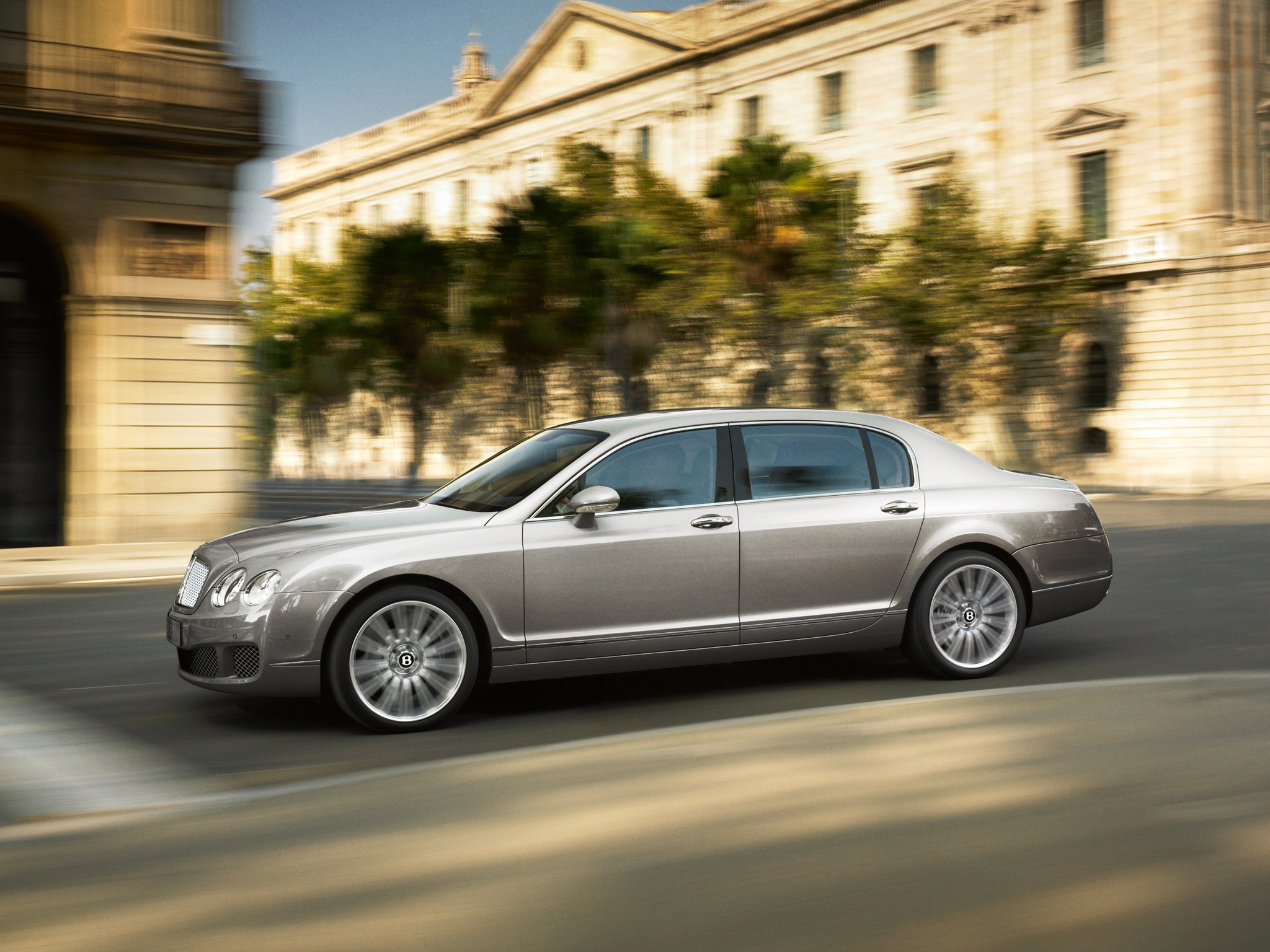 2009 Bentley Continental Flying Spur Speed #13