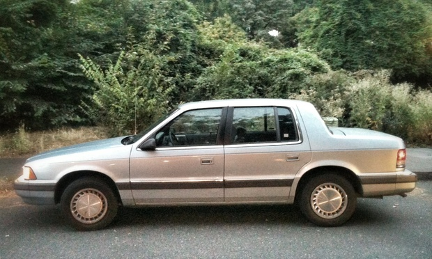1990 Plymouth Acclaim #11