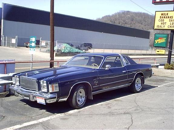 1979 Chrysler Cordoba #11