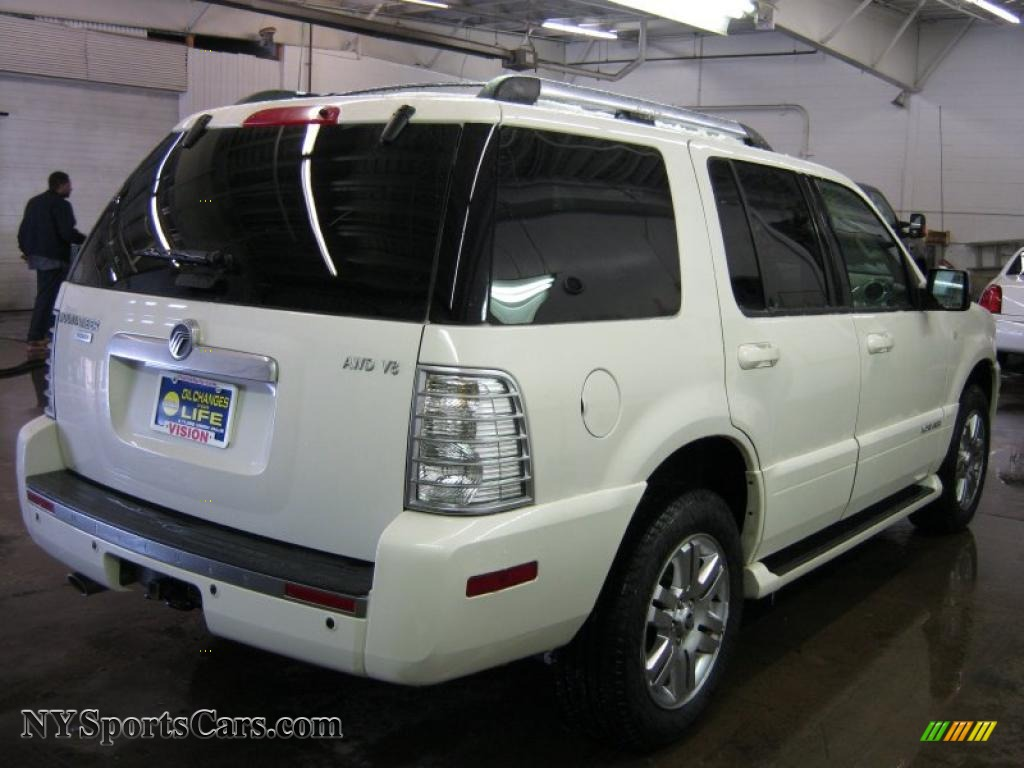 2008 Mercury Mountaineer #12