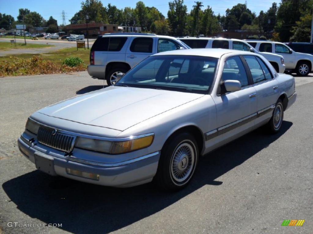 1993 Mercury Grand Marquis #7