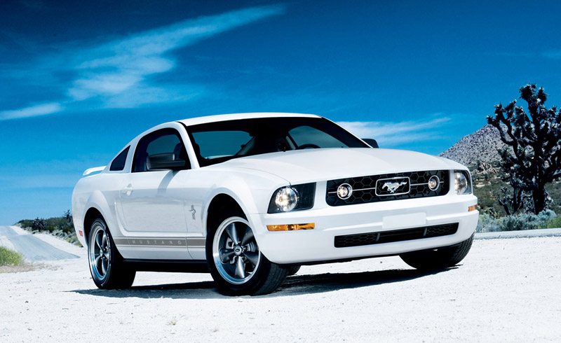 2006 Ford Mustang #9