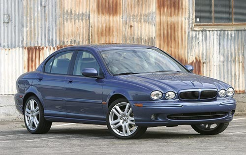 2006 Jaguar X-type #10