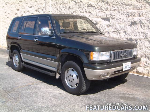 1994 Isuzu Trooper #15