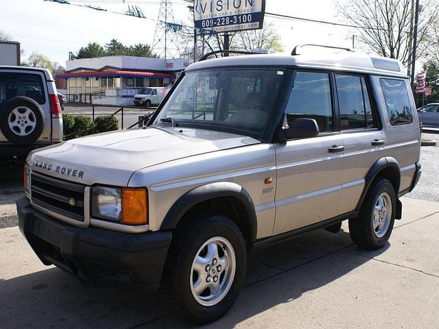 2001 Land Rover Discovery Series Ii #10
