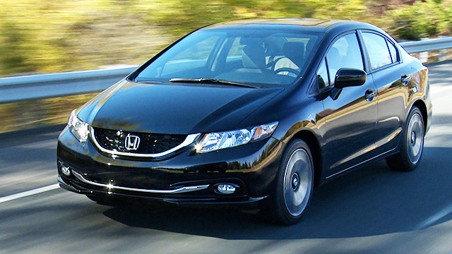 2015 Honda Civic #10
