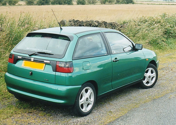 1998 Seat Ibiza Photos Informations Articles